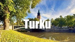 🇫🇮 Qué ver en TURKU capital universitaria de Finlandia