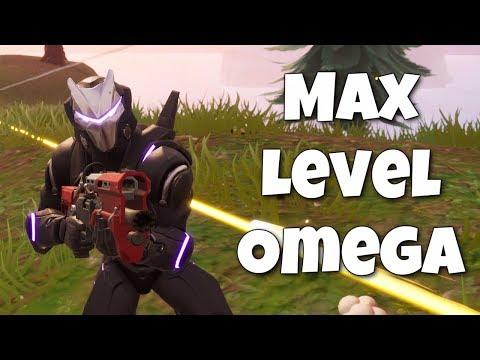 Max Level Omega Armor! (Fortnite Stream)