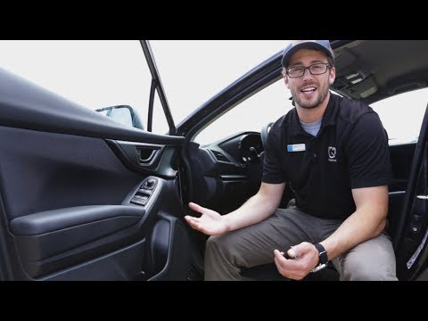 How To: Reset Passenger's Window Switch On Your Subaru