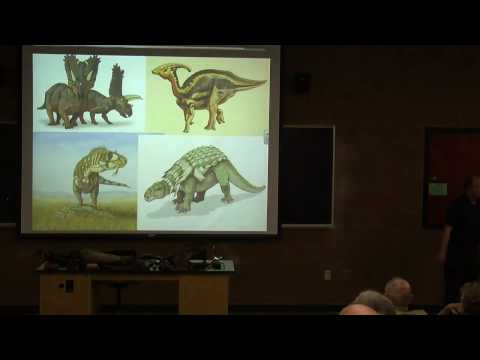 Colorado's Dinosaurs & Mesazoic History - Lyle Carbutt