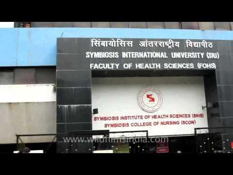 Symbiosis International University campus (SIU), Pune, Maharashtra