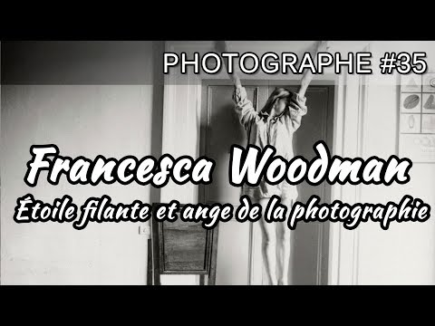 👁️ Francesca Woodman   Photographe #35