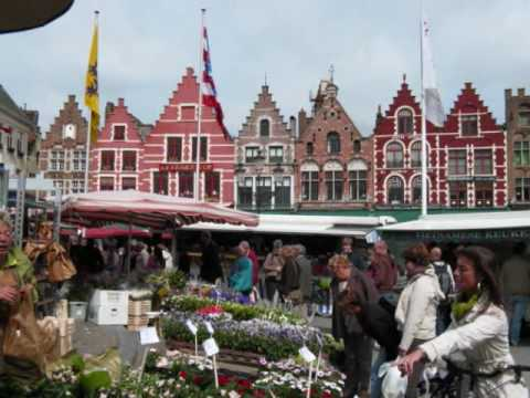 Bruges Belgium Tourist Attractions