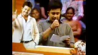 Vijay Na Mass { vijay tv interview part - 4}