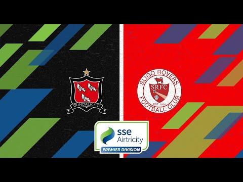 Premier Division GW28: Dundalk 4-1 Sligo Rovers
