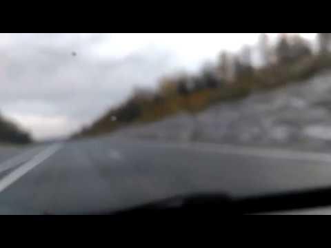 Трасса Назарово-Ачинск