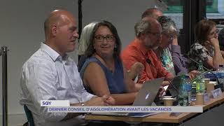 SQY : dernier conseil d'agglomération avant les vacances