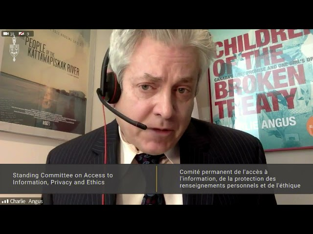 CHARLIE ANGUS TO WITNESSES ON PORNHUB - ARE NEW LAWS NECESSARY?