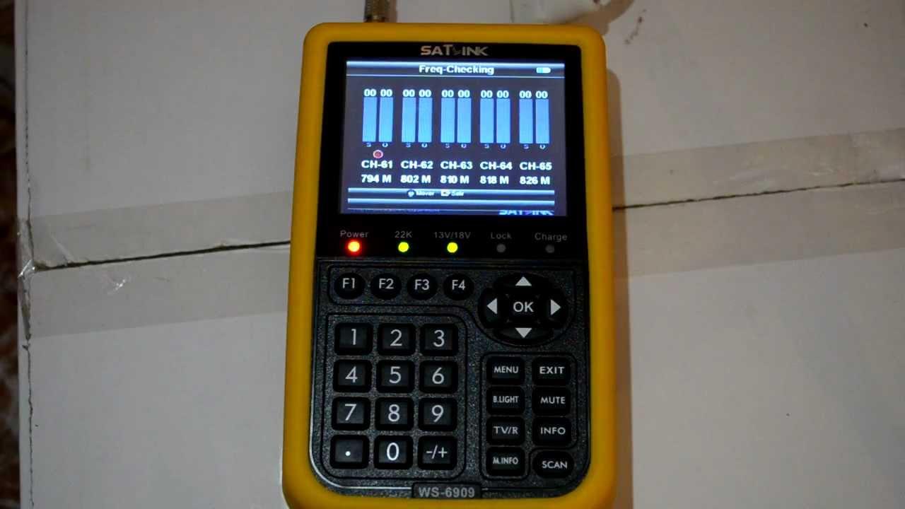 satlink ws 6909 firmware update