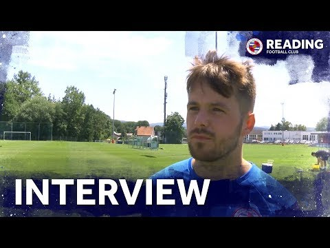 Marc McNulty on getting off the mark and pre-season in Austria