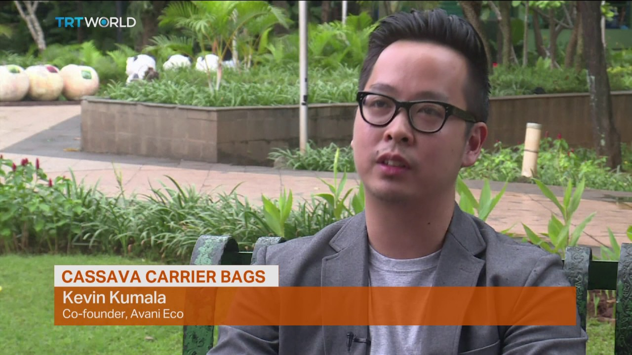 Money Talks: Plants are used to reduce waste in Indonesia