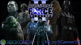 Star Wars Force Unleashed 2 - Theater 1 (Xbox One X)