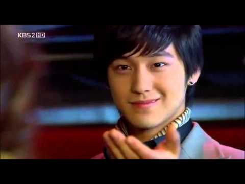 Kim Bum & Kim So Eun - Cute Scene from Boys Over Flowers