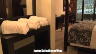 Secrets Wild Orchid - Junior Suite Ocean View Room Preview