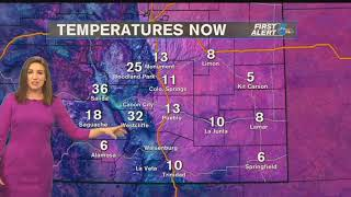 Tuesday Morning Weather: Biтterly Cold Air