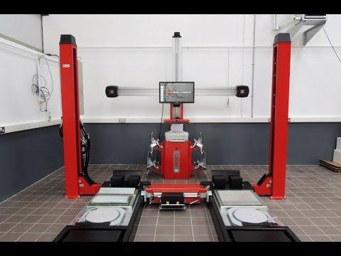 Cemb DWA3400HD 3D Wheel Alignment System