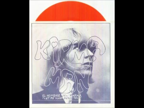 David Bowie - Karma Man (2010 stereo mix)
