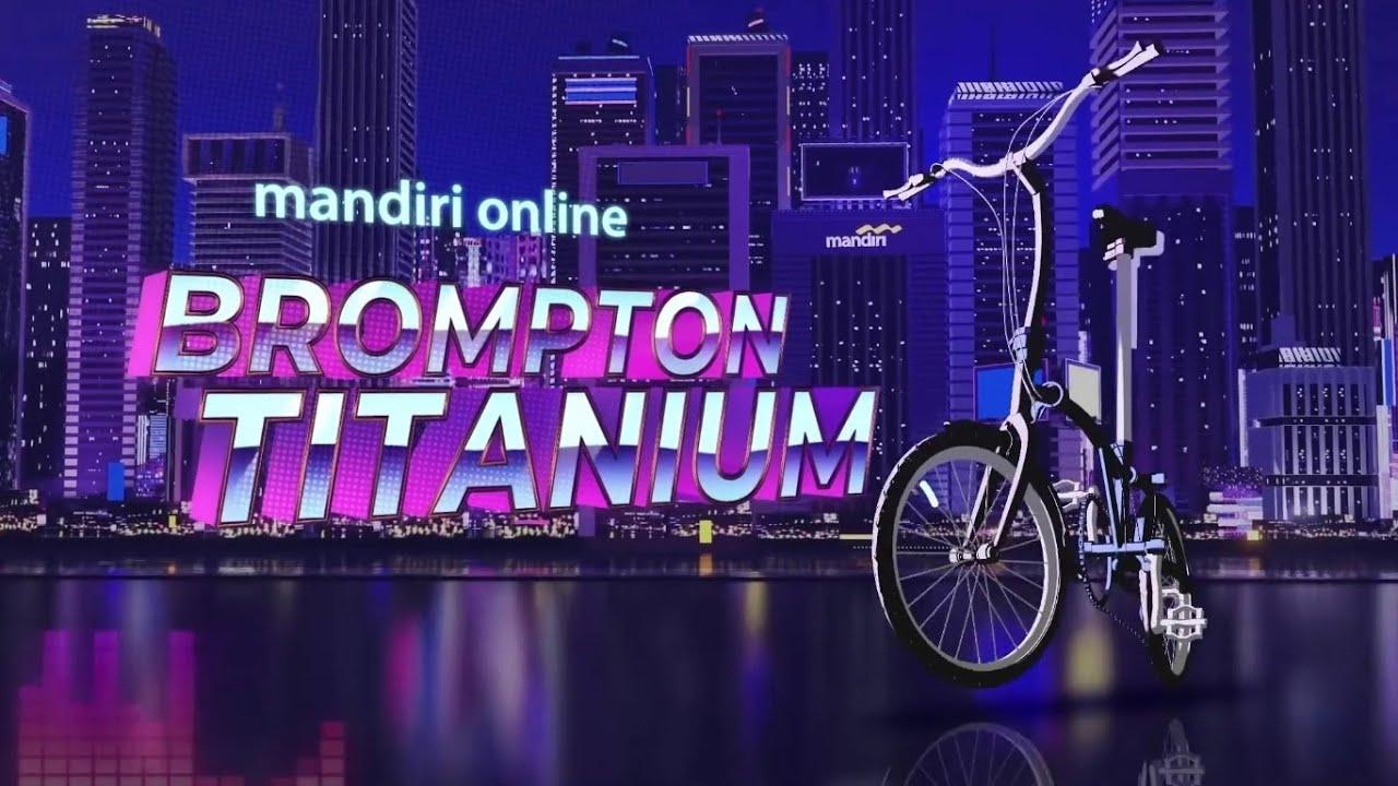 Tvc Iklan Bank Mandiri Online Mandol Hai Kawan Dapatkan Bmw X1 One Undian Transaksi 2020 Youtube