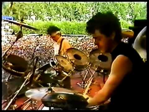 "The Cure - ""A Forest"" @ Werchter Festival, july 1981"