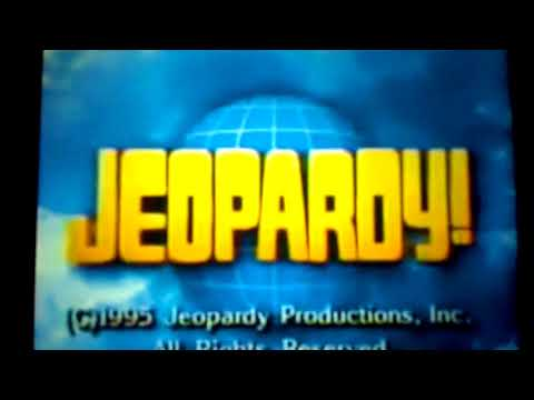 Jeopardy Productions/Columbia TriStar Television/King World Productions (1995)