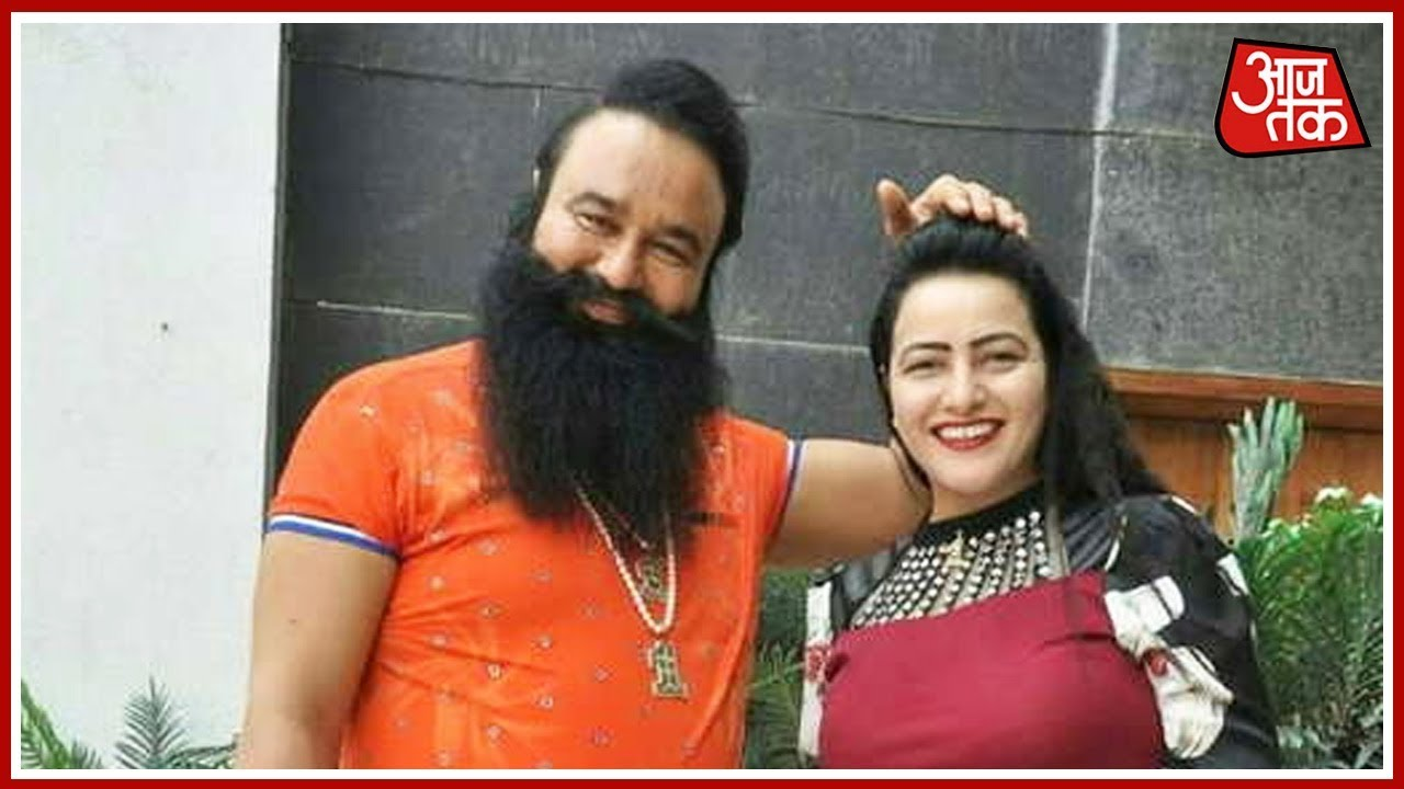 Gurmeet Ram Rahim Sexually Exploited Honeypreet, Claims Her Ex-Husband
