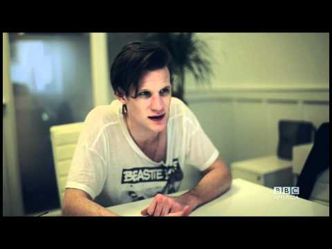 "Matt Smith Exclusive on DW Xmas Special 2011: ""Gonna be a belter!"""