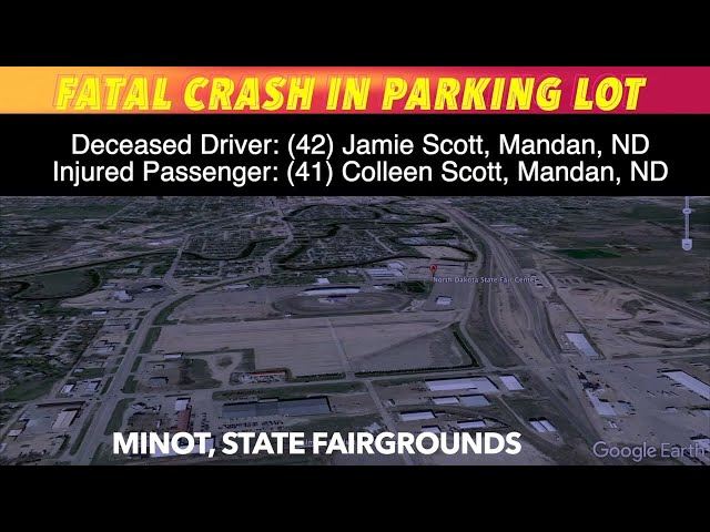 UPDATE: Names Released In Fatal Crash At ND State Fairgrounds