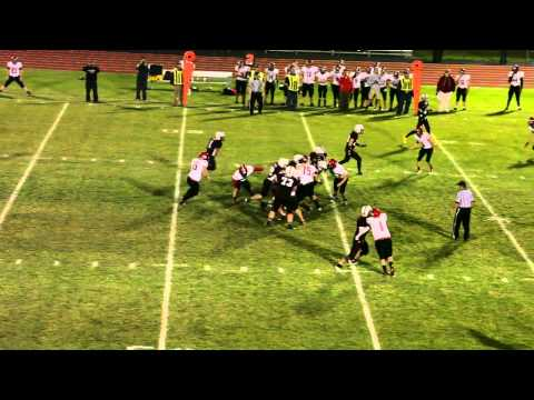 Foxcroft Academy vs Camden Hills (September 12, 2014)