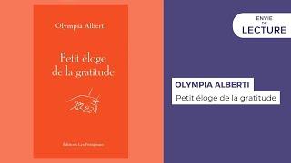 Envie de lecture – Emission de mars 2021. Rencontre avec Olympia Alberti