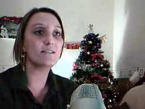 the magic of christmas day celine dion sang by chrissy - YouTube