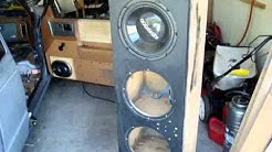 Red'Z Car Audio S10 Project Part 1