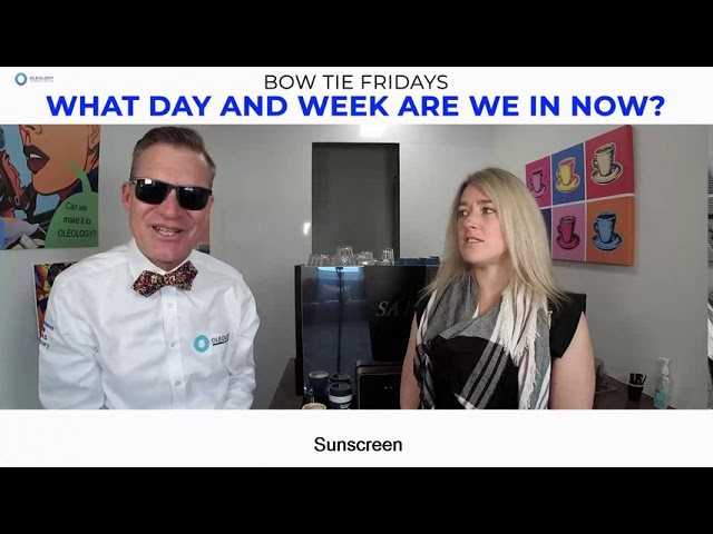 BOW TIE FRIDAYS S5E7 - What Day and Week Are We In Now?