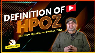 HPOZ Definition - Everything you Should know