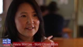 Interview : Valerie WON LEE, founder of World Citizen Artists