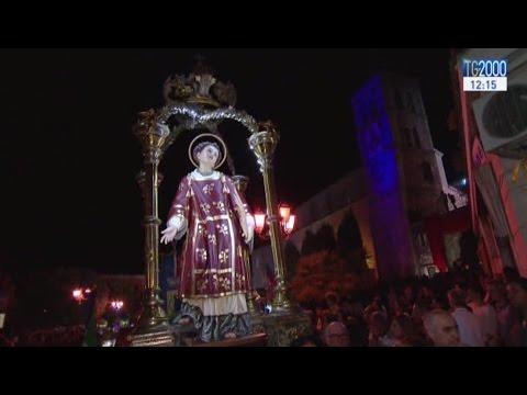 San Lorenzo, ad Amaseno (FR) si rinnova il miracolo del sangue