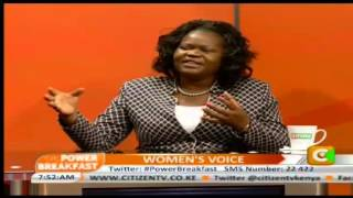 Power Breakfast: Women's Voice