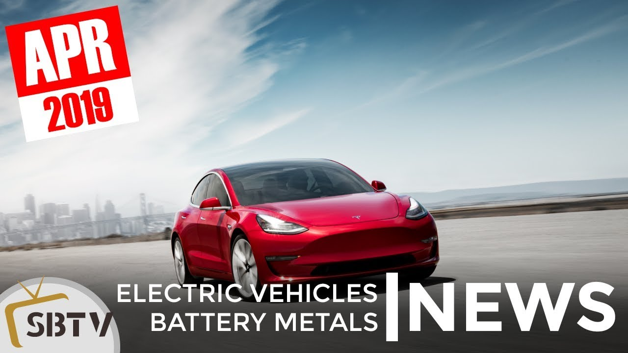 Lithium-ion Battery Going Strong, EV Price Tag Shrinks | Electric Vehicle &  Battery Metals