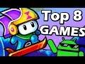 Os Melhores Jogos LEVES e VICIANTES Para Android - #204 2016