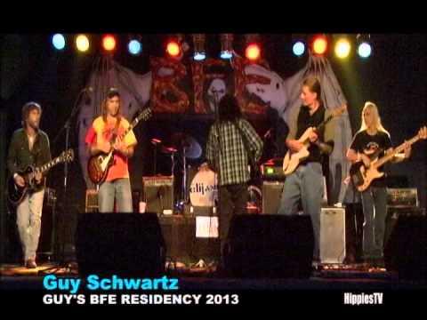 Guy Schwartz - F**Kin' With My Man (Live Performance Video - Raw Audio)
