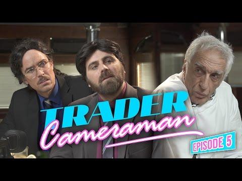 "Trader Caméraman #5 ""Le Traiteur"" feat Gérard Darmon"