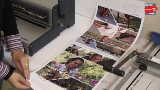 видео Печать календарей с фото