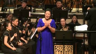 温哥华华裔指挥家与广东民族乐团 Vancouver Conductor with Guangdong Chinese Orchestra