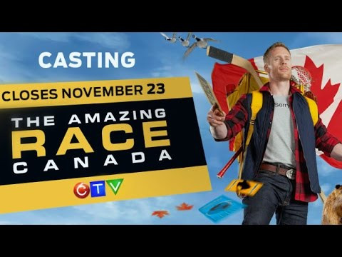 The Amazing Race Canada S04E01 - Who's Ready to Let It All Hang Out?