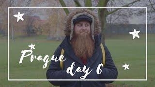 PRAGUE TRAVEL VLOG | DAY SIX | TEREZIN CONCENTRATION CAMP