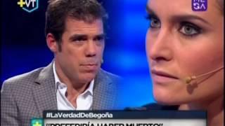Begoña Basauri y su verdad del escándalo con Mane Swett y Felipe Braun