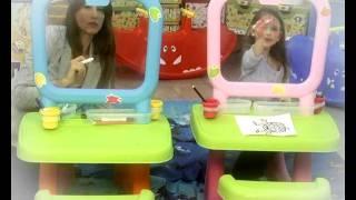 Keter Kids Creativity Tables