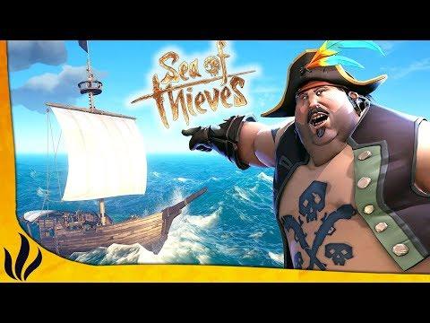 MAIS C'EST PAS NOTRE BATEAU ÇA ! (Sea of Thieves #8)
