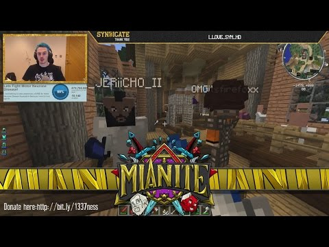 Minecraft: Mianite: TRIIIIAAALLL!!! #TheAntiFapFlap! [S2:E5]