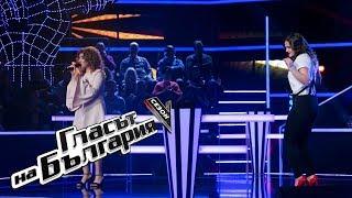 Любомира vs Вера – Walking on Sunshine – Гласът на България 5 – Вокални двубои (22.04.2018)