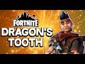 Legendary DRAGON'S TOOTH and DRAGON'S ROAR - Fortnite Save the World PVE 2018